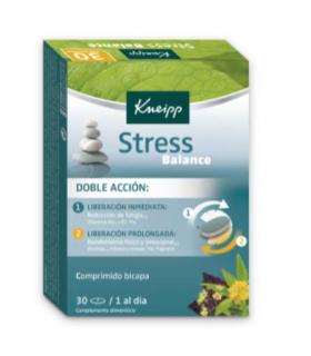 stress balance kneipp 30 comprimidos