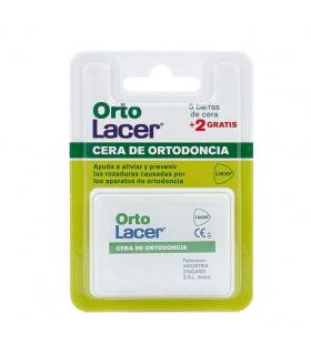 Orto Lacer Cera de Ortodoncia