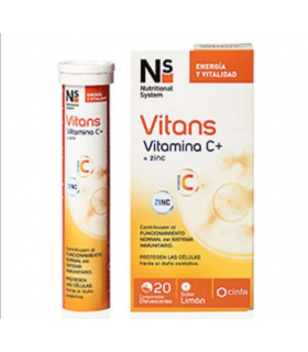 vitans vitamina c 20 comprimidos