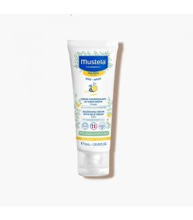 mustela crema nutritiva al cold cream facial