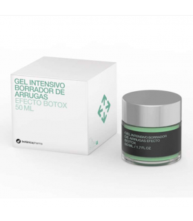 gel intensivo borrador de arrugas 50 ml botanicapharma