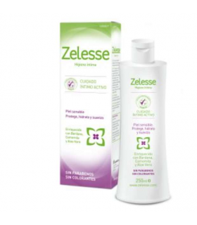 Zelesse Solución Limpiadora Higiene Íntima