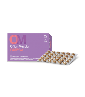 Oftan Mácula Omega Cápsulas