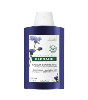Klorane Champú a la Centaurea BIO 400 ml
