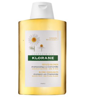 Klorane Champú a la Camomila 400 ml