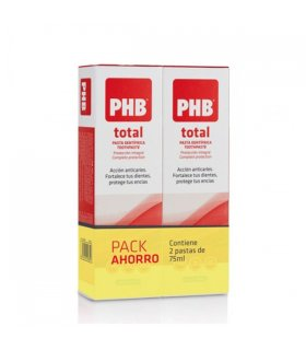 PHB Total Dentífrico Pack Duplo