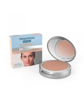 Fotoprotector Isdin Compact Arena Spf50+