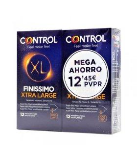 Control Finissimo XL Preservativos Pack Ahorro