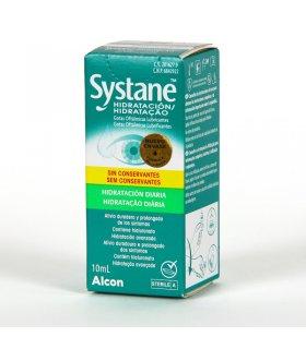 Systane Hidratación Gotas Lubricantes Multidosis