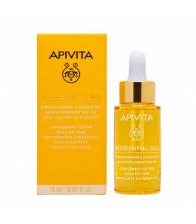 Apivita Beesential Oil Aceite de Día Refuerza e Hidrata