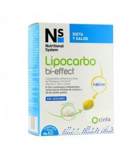 Ns Lipocarbo Bi-Effect Comprimidos