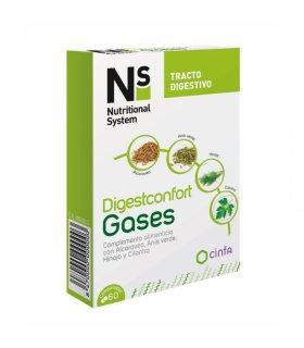 Ns Digestconfort Gases Comprimidos