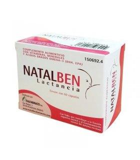 NatalBen Lactancia Cápsulas
