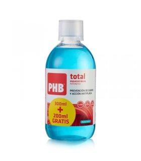PHB Total Enjuage Bucal 500 ml