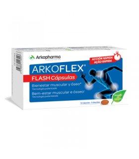 Arkoflex Flash Cápsulas
