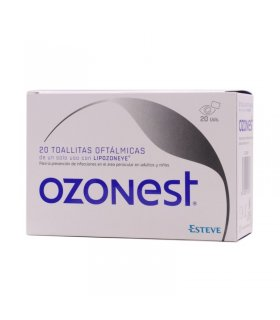 Ozonest Toallitas Oftálmicas