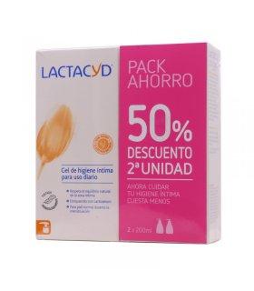 Lactacyd Gel de Higiene Íntima Pack Duplo