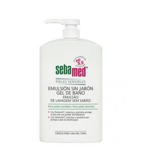 SebaMed Emulsión Sin Jabón Gel de Baño 1000 ml